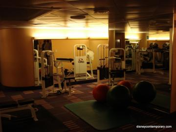 Weight machines and stability balls