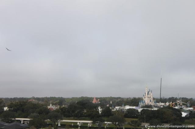 Another Magic Kingdom view from Tower