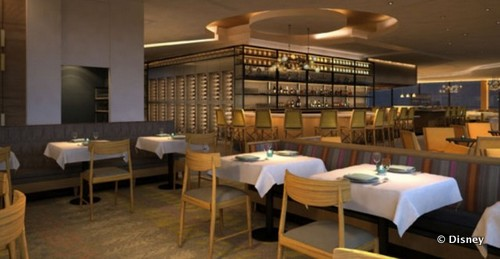 California Grill Concept Art